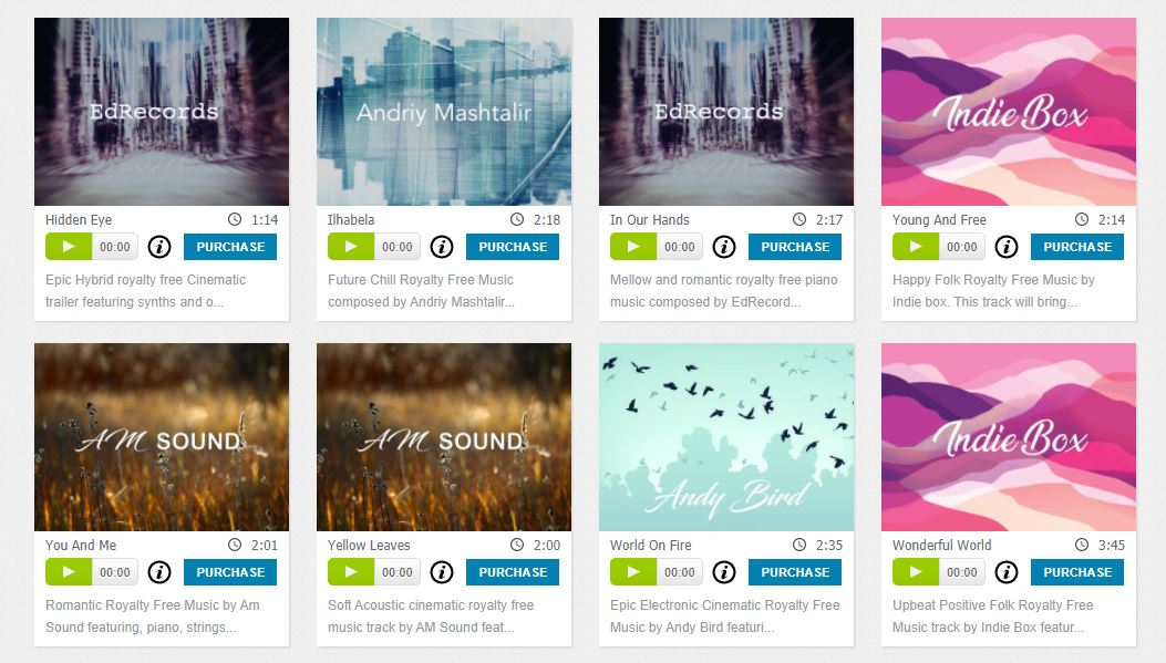 Royalty free music - Best online job for college students