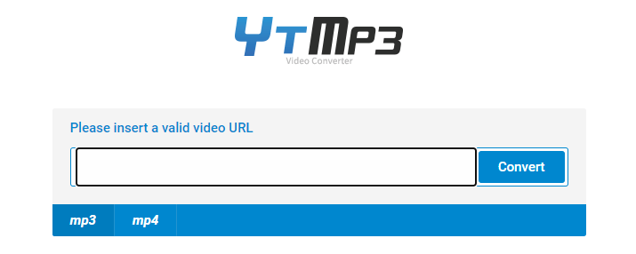 YTMP3 - YouTube video to MP3 Converter