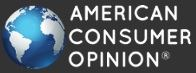 American Consumer Opinion research site that pays