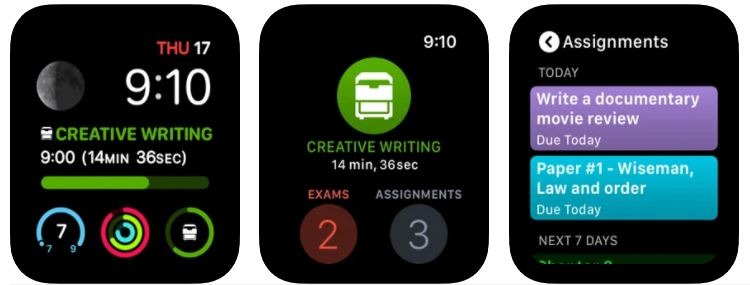 iStudiez Pro for School and college students